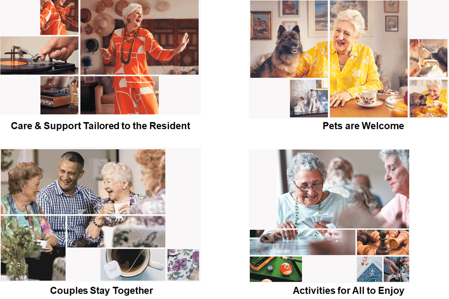PROPOSED RETIREMENT LIVING FACILITATOR FREEDOM BY AVEO